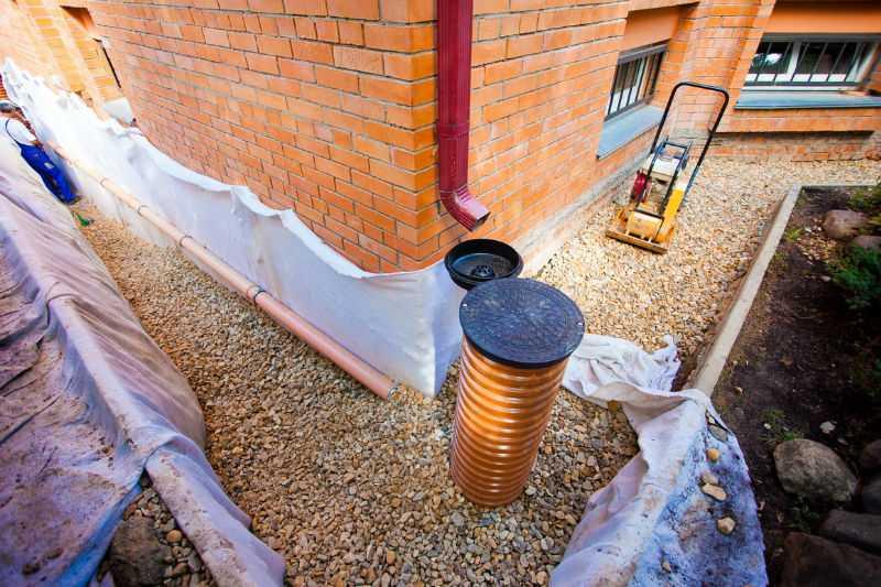 Ливневая канализация дома своими руками