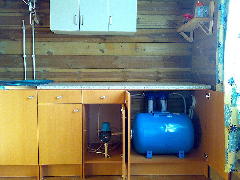 Система водоснабжения загородного дома своими руками 49